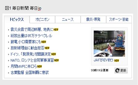 図1 毎日新聞 毎日jp